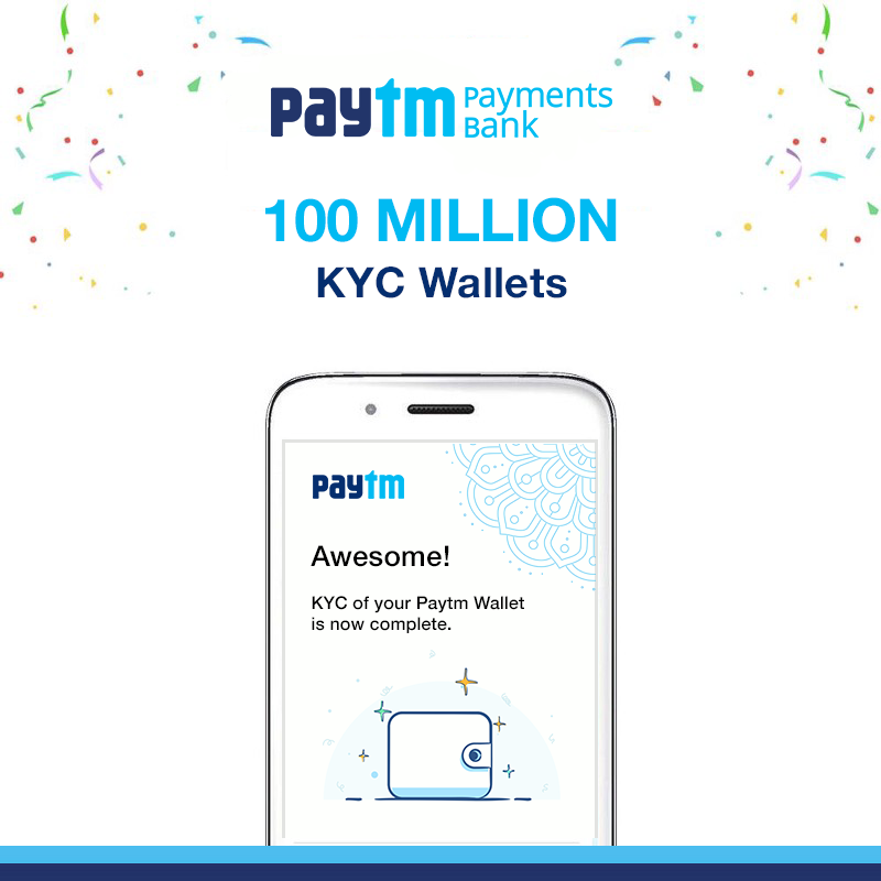 We now have 100 million KYC wallets