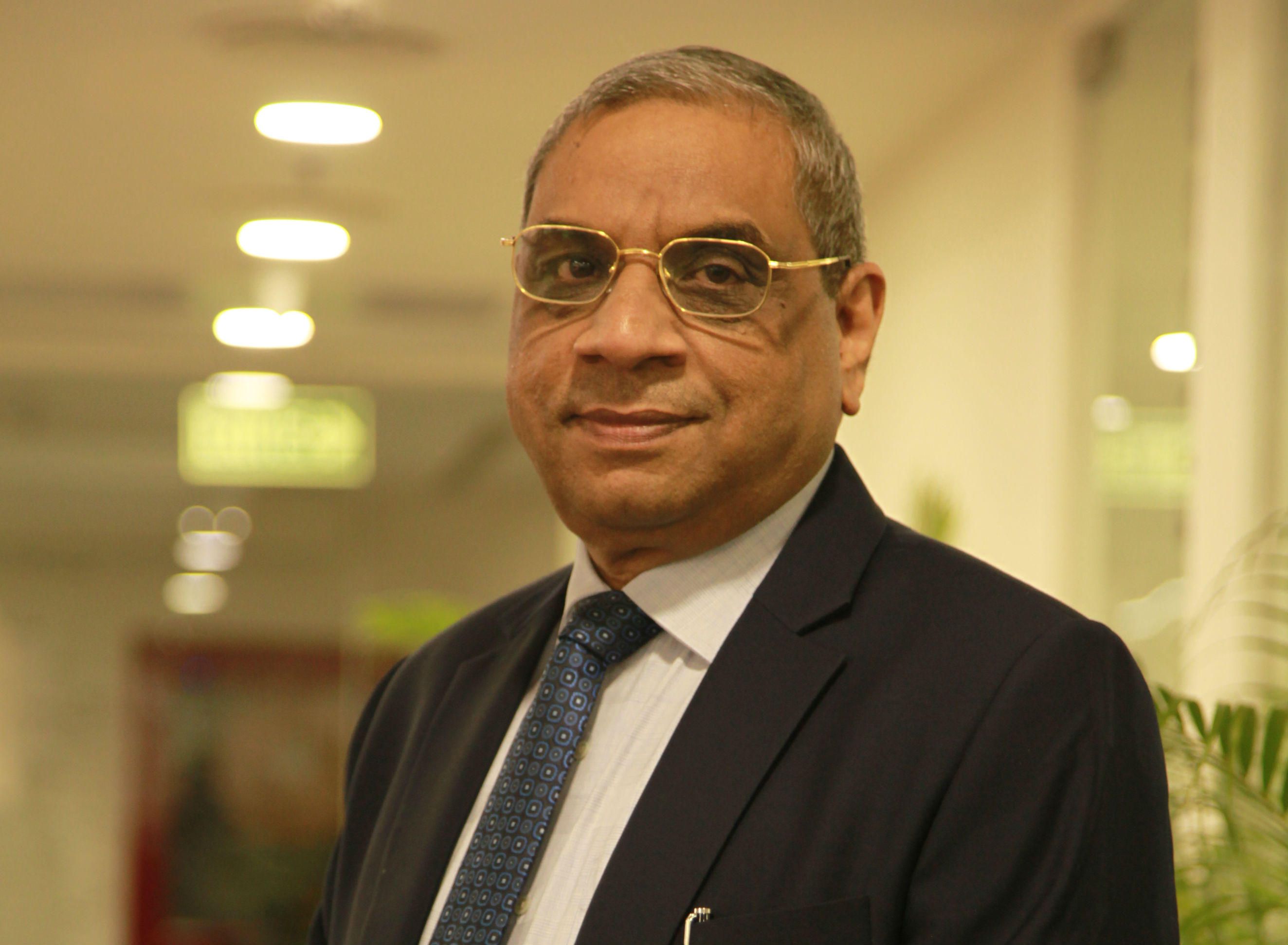 We have appointed Satish Kumar Gupta as the Managing Director & Chief Executive Officer