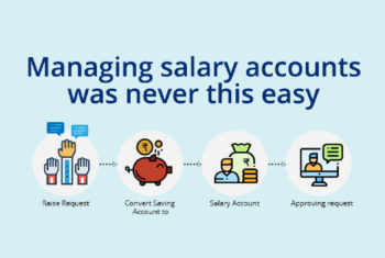 Introducing salary account management panel